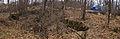 Muncaster Mill Gaithersburg MD USA Ruins Panorama.jpg