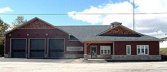 Whitestone, Ontario - Whitestone municipal office in Dunchurch