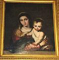 Murillo (forse copia da), madonna col bambino, genova.JPG