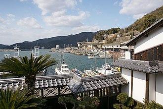 Tatsuno, Hyōgo - Murotsu Port
