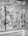 muurschildering kooromgang in de as van de kerk - arnhem - 20024664 - rce