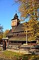 Muzeum - skanzen (Rožnov pod Radhoštěm) - Dřevěné městečko 023.JPG