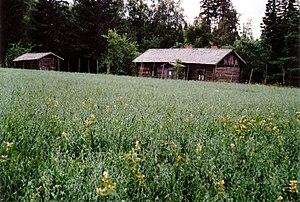 Hämeenkyrö - The birth-place of Finnish Nobel laureate Frans Emil Sillanpää
