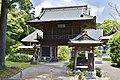 Myokoji Temple (Sosa City, Chiba Prefecture) 01.jpg