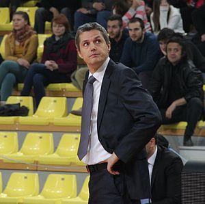 Zoran Martič - with MZT Skopje