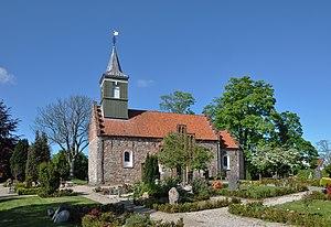 Nødebo - Nødebo Church