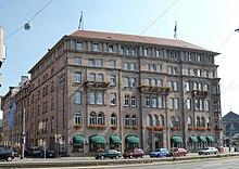 Le Meridien Grand Hotel Nurnberg Wikipedia
