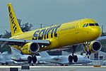 N662NK Landing FLL JTPI 6236 (32374627532).jpg