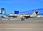 N721BS 2003 Gulfstream Aerospace G-IV C-N 1516 (6845330739).jpg