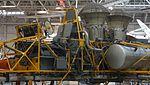 NAL VTOL Flying Test Bed cockpit at Kakamigahara Aerospace Science Museum November 2, 2014 01.jpg