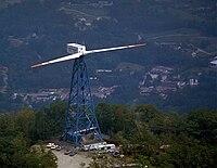 NASA Mod 1 wind turbine