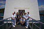 NAVSCIATTS SLIC Students and Staff Tour USS Arizona 160825-N-JK586-079.jpg