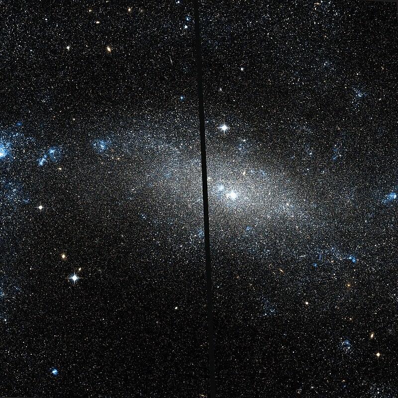 NGC 4395 Hubble WikiSky.jpg