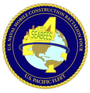 Naval Mobile Construction Battalion 4