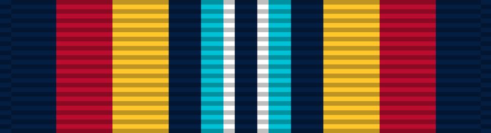 NOAA Corps Sea Service Deployment Ribbon