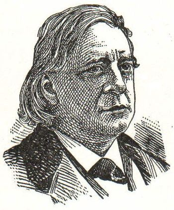 English: Henry Ward Beecher Français : Henry W...