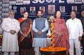 Najma A. Heptulla, the Union Minister for Human Resource Development, Smt. Smriti Irani, the Union Minister for Social Justice and Empowerment.jpg