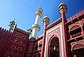 Nakhoda Mosque Low Angle View.jpg