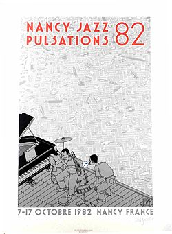 Image illustrative de l'article Nancy Jazz Pulsations