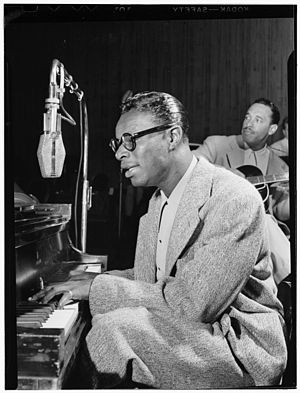 1946 in music - Nat King Cole in 1946