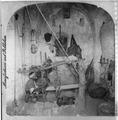 Native weaver at work, Ramallah, Palestine.tif