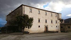 Palazzo Santucci - Palace in Navelli