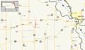 Nebraska Highway 116 map.png
