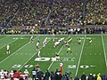Nebraska vs. Michigan football 2013 03 (Michigan on offense).jpg