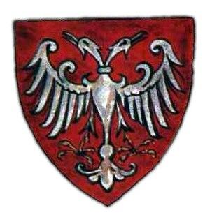 Stefan Konstantin - Image: Nemanjić dynasty coat of arms, small, Palavestra