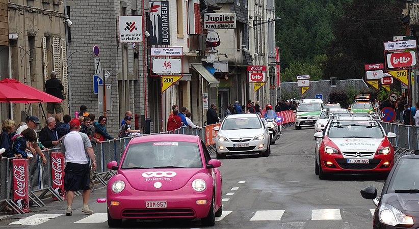 Neufchâteau - Tour de Wallonie, étape 3, 28 juillet 2014, arrivée (C13).JPG