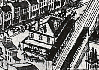 New Brunswick station - New Brunswick station in 1910