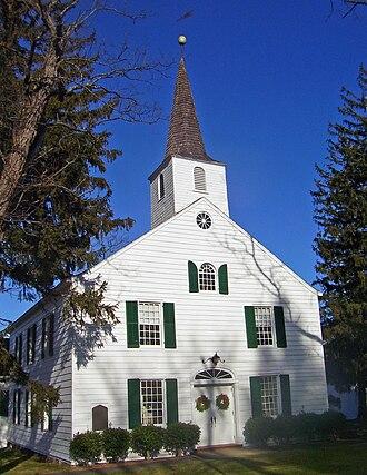 New City, New York - New Hempstead Presbyterian Church