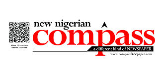 Nigerian Compass - Image: New Nigerian Compass Newspaper