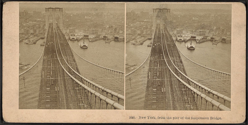 File:New York, from the pier of the suspension bridge, by Kilburn Brothers.jpg