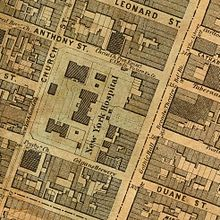 New York Hospital - Wikipedia New York Presbyterian Hospital Map on