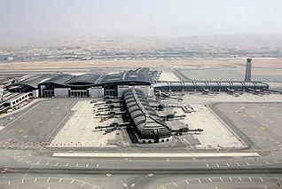Muscat International Airport International airport in Seeb city, Muscat goverorate, Oman.