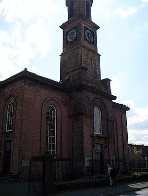 Loudoun Church, Newmilns