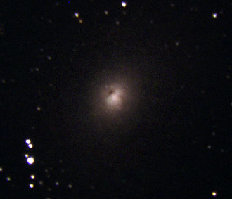 NGC 185 - Dwarf Spheroidal Galaxy NGC 185