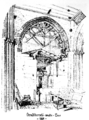 Nidarosdomen restoration tower arch.png