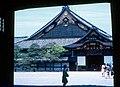 Nijō Castle Ninomaru Goten, Kyoto (1967-05-11 by Roger W).jpg