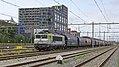 Nijmegen Captrain 1621 met graantrein (35863156913).jpg