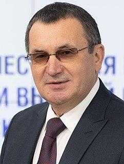 Nikolay Fyodorov (politician) Russian politician