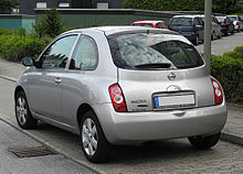 Nissan March Tuning >> Nissan Micra - Wikipedia