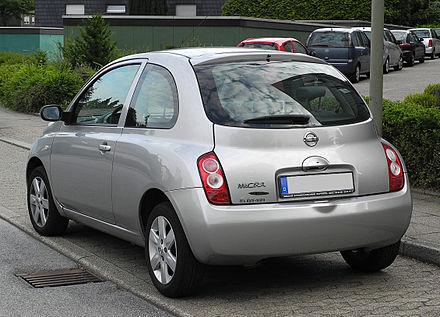 nissan micra wikiwand rh wikiwand com Nissan Micra K11 Nissan Micra K10