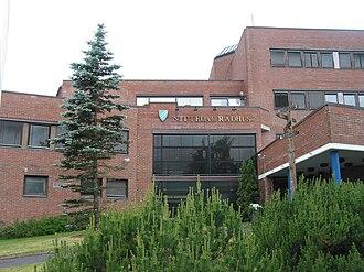 Nittedal - Nittedal town hall.