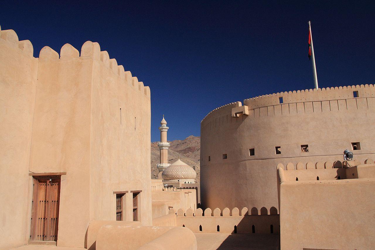 Nizwa Oman  city photo : Nizwa Fort, Oman 4324068259