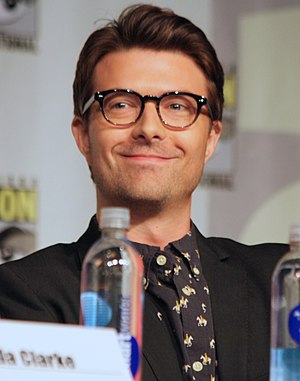 Noah Bean - Bean at the 2013 San Diego Comic-Con
