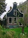 foto van Kosterwoning van de Doopsgezinde Gemeente te Graft-Noordeinde