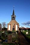 noordwolde - hervormde kerk-020