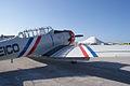 North American SNJ-2 Texan BuNo 2010 N52900 GEICO Skytypers 3 BehindRWing TICO 16March2014 (14478995599).jpg